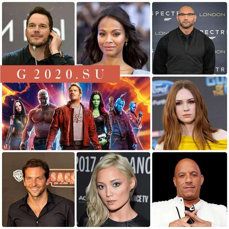 Фильм «Стражи галактики: Часть 3» 2020. Актеры, дата выхода, трейлер на русском