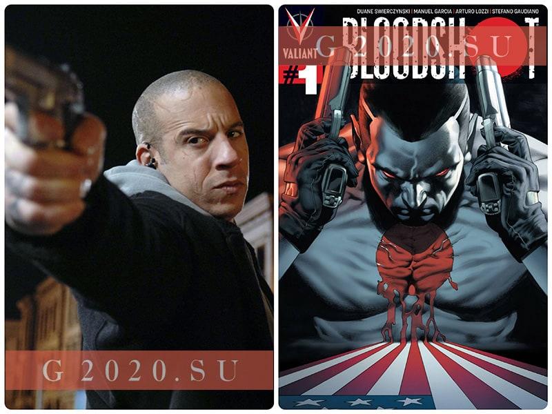Фильм «Кровавый выстрел» 2020. Актеры, дата выхода, трейлер на русском