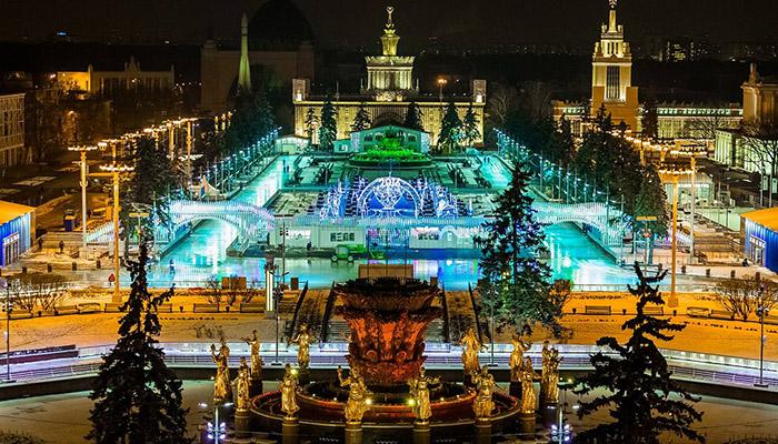 Где отметить Новый год 2020 недорого в Москве