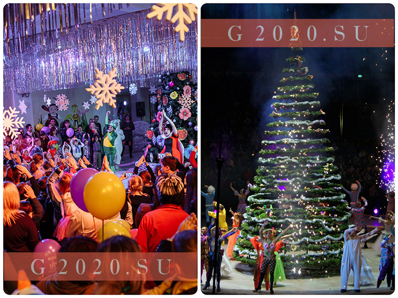 Куда сходить в новогодние праздники 2020 в Москве