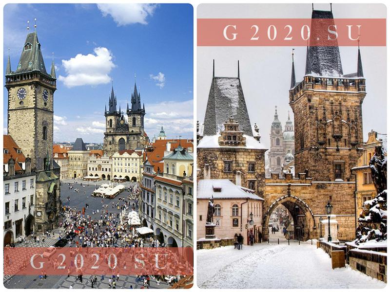 Новый год в Праге 2020. Новогодние туры, цены, места для отдыха, бронирование