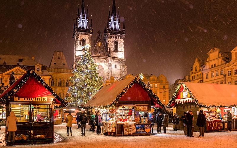Туры в Чехию на Новый год 2020