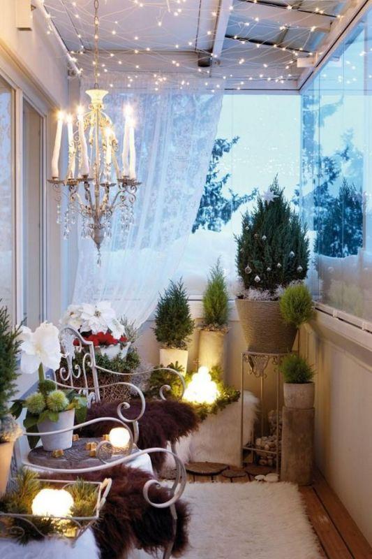 Как украсить дом на Новый год 2020 своими руками. Идеи новогоднего декора