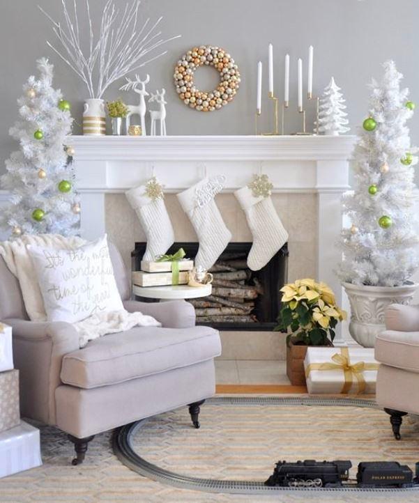 Как украсить квартиру на Новый год 2020 своими руками. Идеи декора, фото