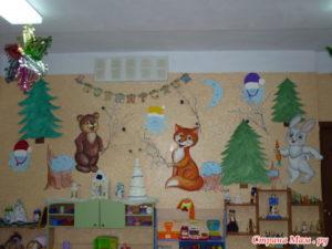 Как украсить школьный кабинет к Новому году 2020. Идеи своими руками