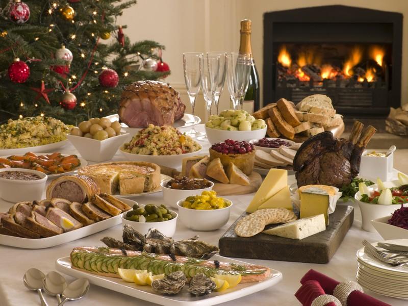 Как украсить стол к Новому году 2020 своими руками. Идеи новогоднего декора, фото