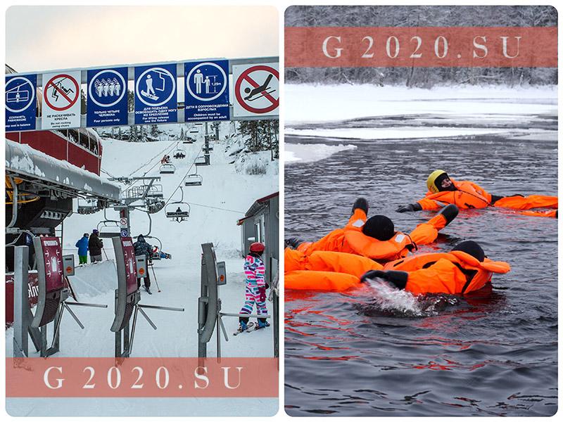 Новый год в Карелии 2020. Отели с программой, цены на отдых, лучшие места