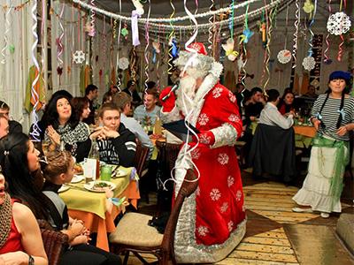 Новый год в Крыму 2020. Отели с программой недорого, обзор