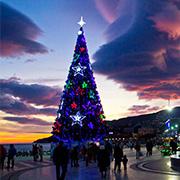 Новый год в Крыму 2020