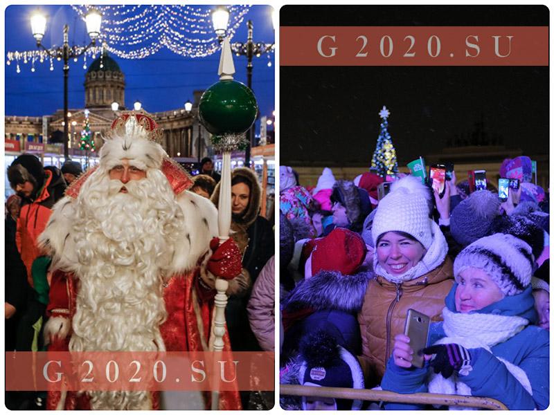 Салют на Новый год 2020 в Санкт-Петербурге. Время, где можно посмотреть