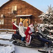 Базы отдыха на Новый год 2020 в Ленинградской области