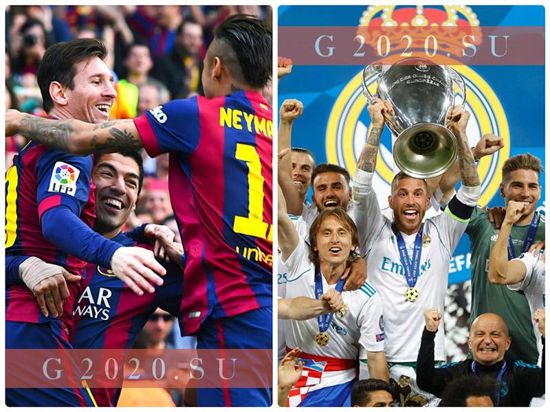 Сайт о чемпионате испании по футболу