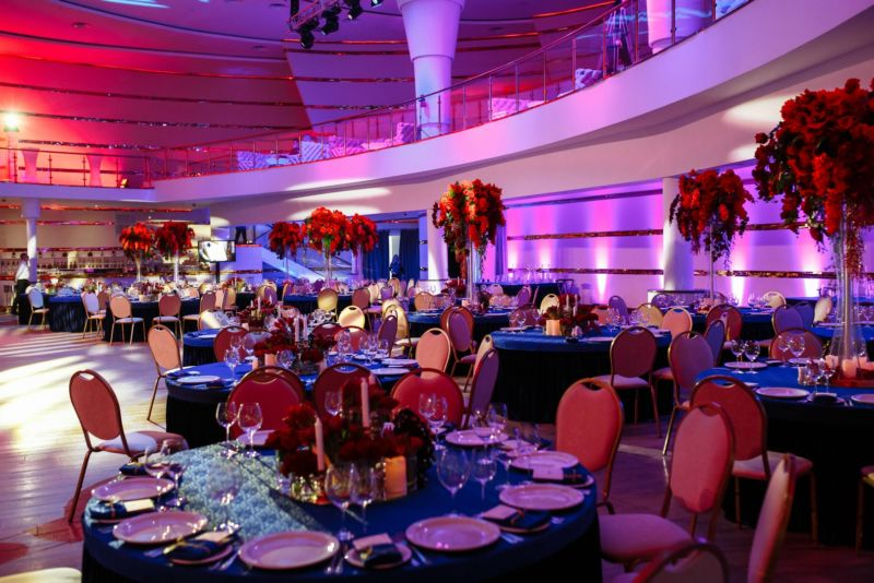 Новогодняя ночь в ресторанах Москвы 2020