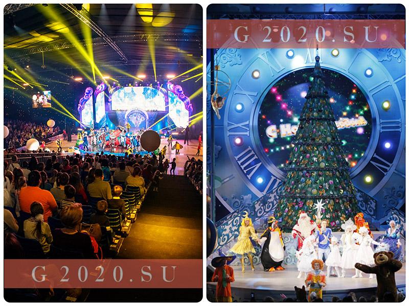 Новогодняя ёлка в Мэрии 2019-2020 для детей, Москва