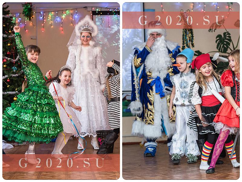 Сценарии на Новый год 2020 смешные для школьников
