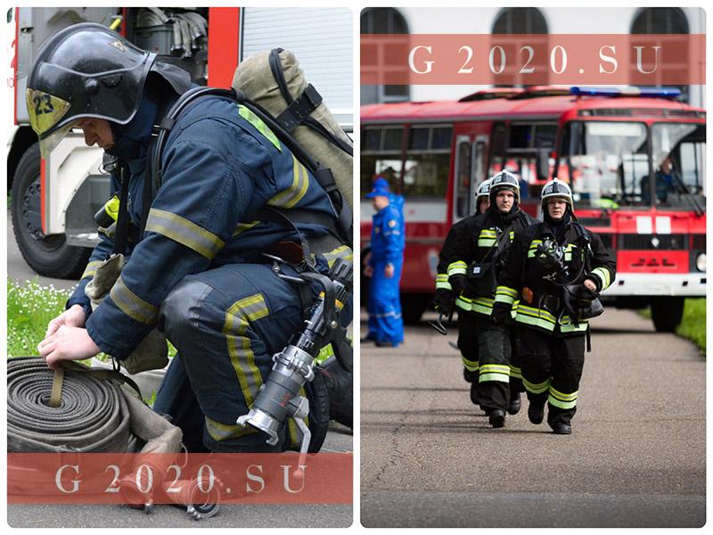 День пожарной охраны в 2020 году, какого числа день пожарного в России