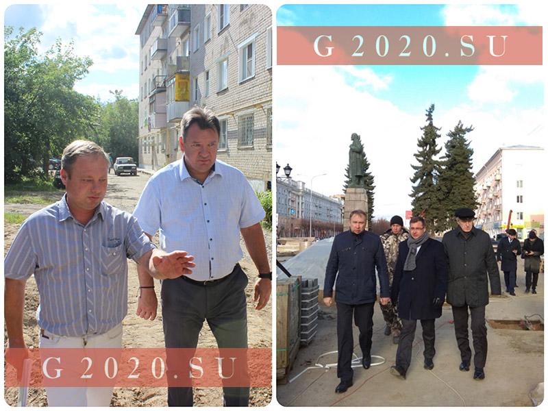 Городская среда 2020 Ростовская область, голосование