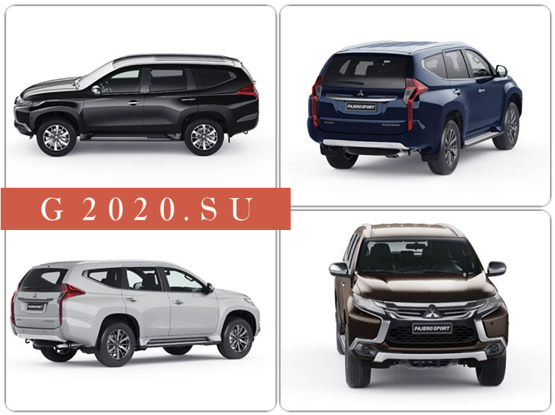 Мицубиси Паджеро Спорт 2019-2020, новый кузов, фото, цена