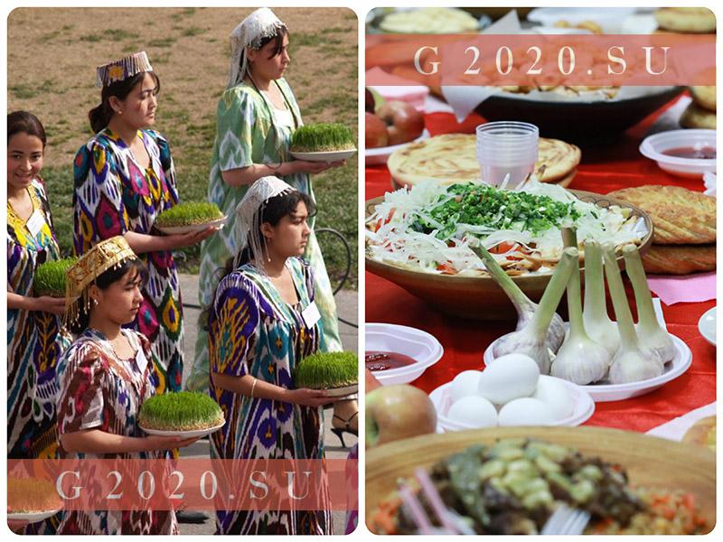 Навруз 2020 года, какого числа, дата праздника, обычаи и традиции