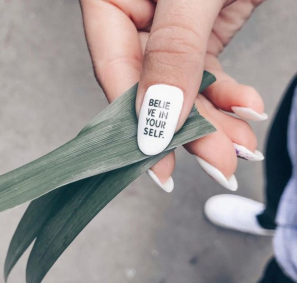 Дизайн ногтей 2020, фото, новинки