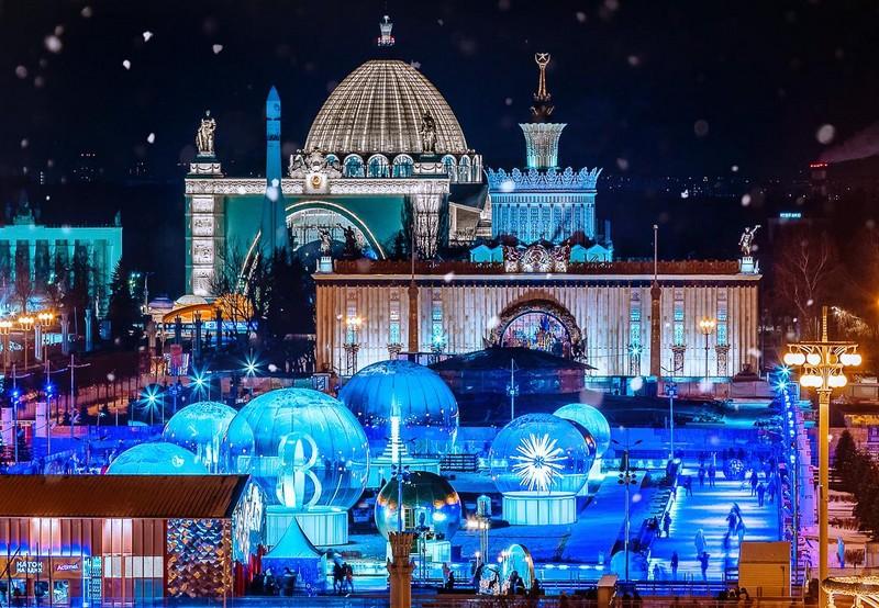 Фестиваль «Путешествие в Рождество» 2020
