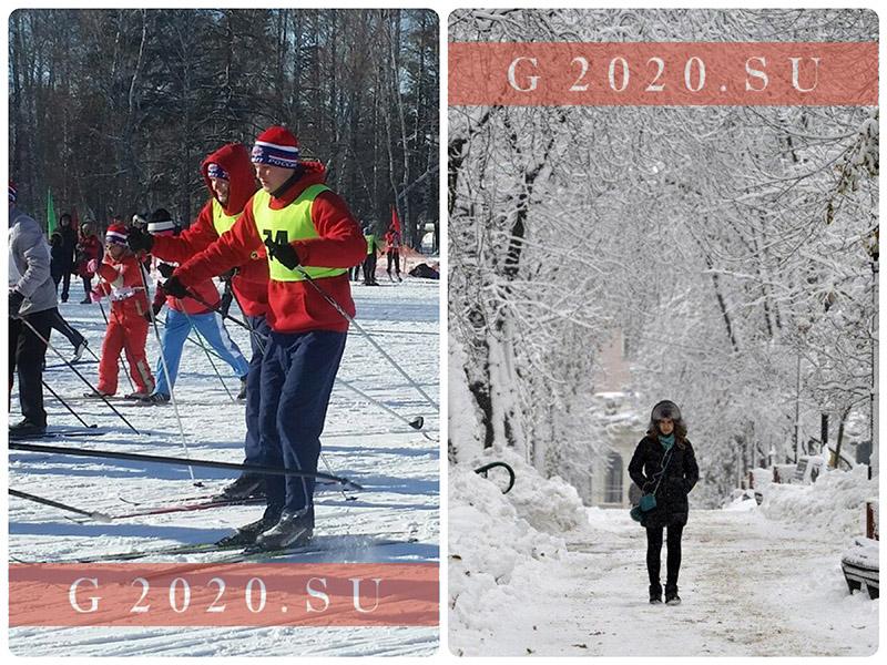 Когда наступит зима в России в 2019-2020 году по прогнозам синоптиков