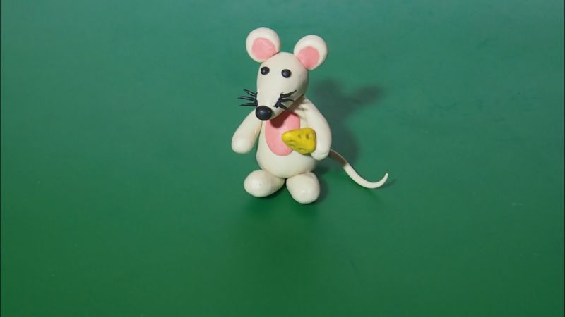 Крыса символ 2020 года своими руками