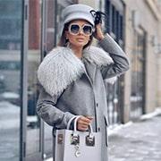 Пальто зима 2019-2020