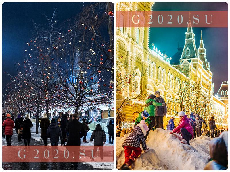 Погода на Новый год в Москве 2020 и новогодние каникулы, последние новости