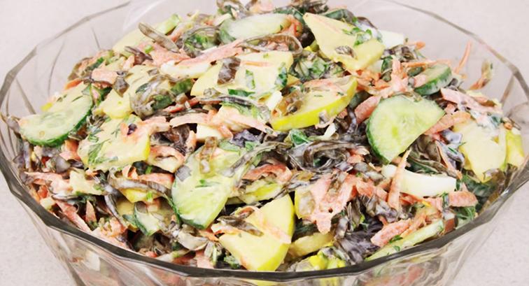 Простые салаты на Новый 2020 год, вкусно, быстро и легко