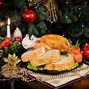 Горячие блюда на Новый год 2020 рецепты с фото