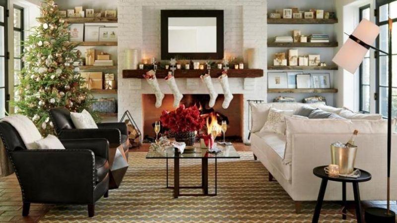 Как украсить комнату на Новый год 2020 своими руками, идеи декора