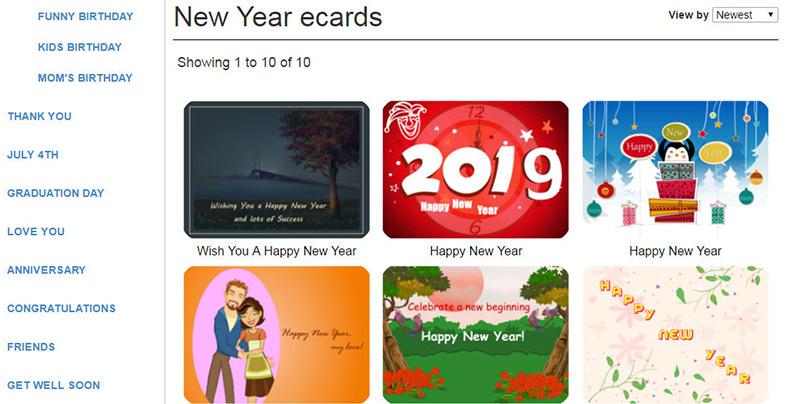 Видео поздравления с Новым 2020 годом, смешные, короткие своими руками
