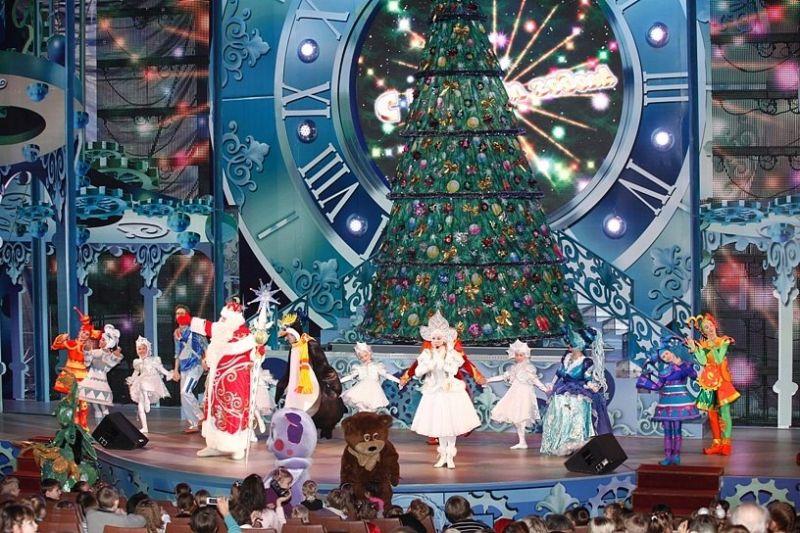 Новогодние представления для детей 2019-2020 Москва