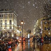 Погода в Москве на январь 2020