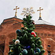 Армянское Рождество в 2020 году