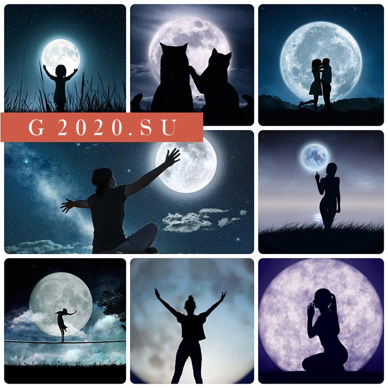 Лунный календарь на январь 2020 года