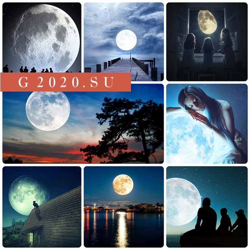 Полнолуние в марте 2020 с какого числа по какое, лунный календарь
