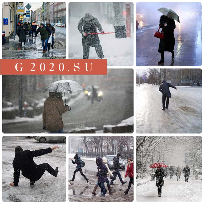 Прогноз погоды на зиму 2019-2020