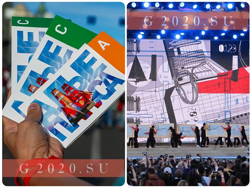 Алые паруса 2020 в Санкт-Петербурге, дата проведения, как попасть